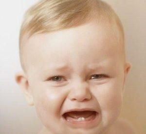 Общие симптомы прорезывания зубов
