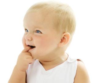 Симптомы прорезывания зубов