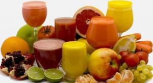 соки и морсы при высокой температуре