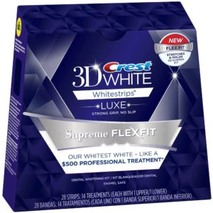 отбеливающие полоски 3d White Crest инструкция по применению - фото 3