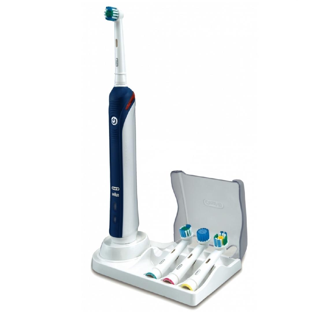 Braun oral b зубная щетка 18 фотография