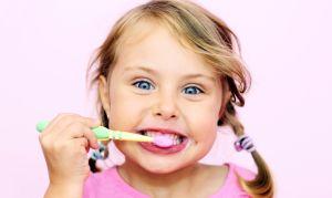 Здоровье зубов ребенка