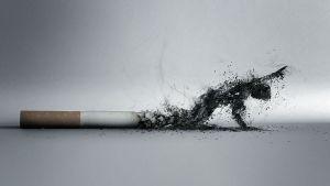 регулярное курение