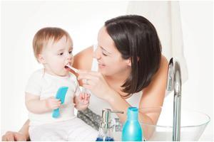 весело почистить зубки