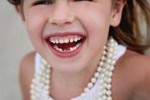 Молочные зубы выпадают