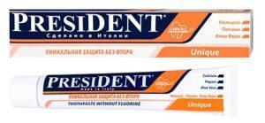 Президент уник