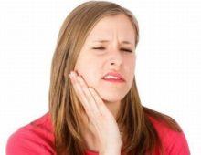 болит зуб и опухла щека