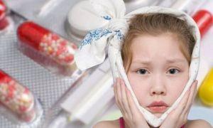 зубная боль при флюсе