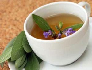 чай с шалфеем