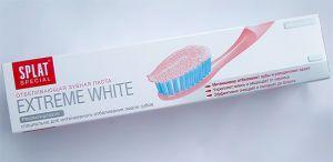 Splat Extreme White