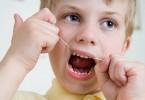 Зубная нить