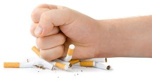 курение беда