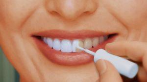 лак для зубов