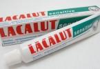 зубная паста лакалют