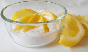 лимон и сода вред и польза