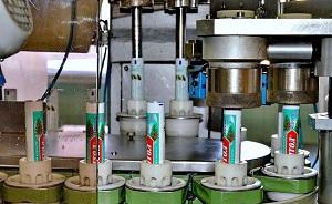 производство зубной пасты