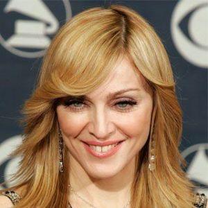 Мадонну трема не смущает