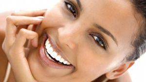 зубки чистые