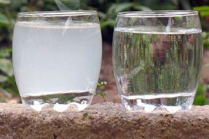 Фторированная вода