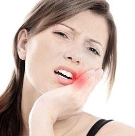 болит зуб передний