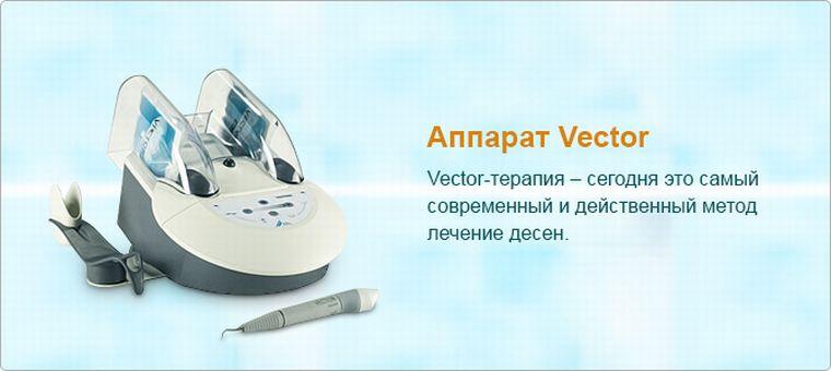 Vector терапия