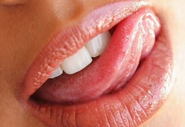 здоровый язык