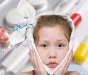 боли зуб у ребенка