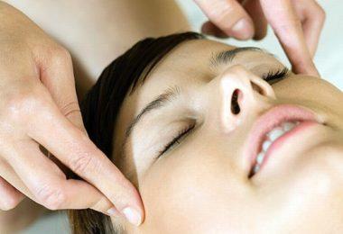 массаж при зубной боли