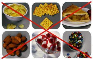 что нельзя есть с брекетами