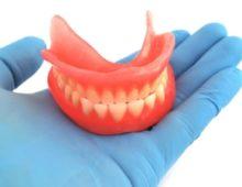 зубы на присосках