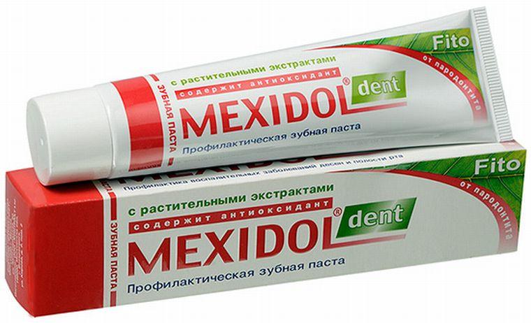Мексидол Фито