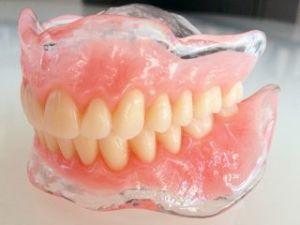 зубы вставные