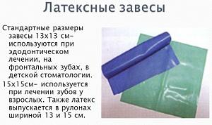 Латексные завесы