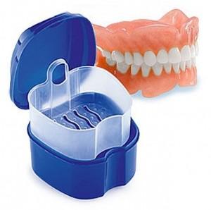 Коробка для вставных зубов