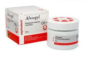Компресс для альвеол