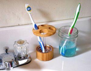 Дезинфекция зубной щетки