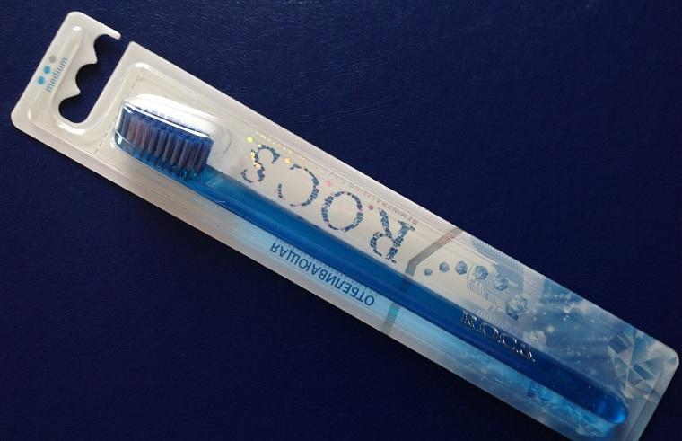 Отбеливающа зубная щетка