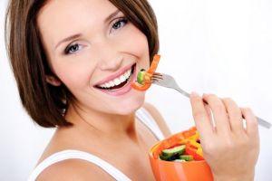 Полезные овощи для зубов