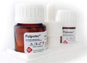 Препарат для лечения пульпита