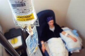 Сеанс химиотерапии