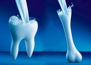 кальций для зубов