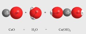 Формула гидроксид кальция