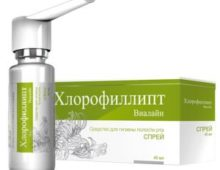 Хлорофиллипт спрей