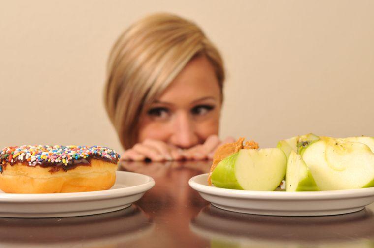 Непростой выбор продуктов питания