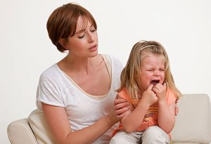 Сильная зубная боль у ребенка
