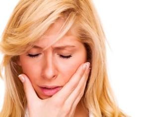 Острая боль зубная