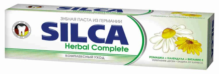 Silca Herbal Complete