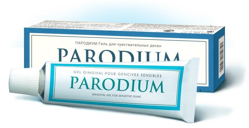 Parodium гель