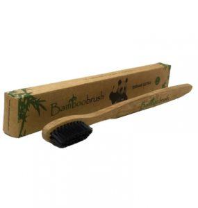Бамбуковая щетка