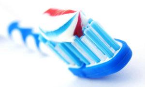 Что в составе зубных паст